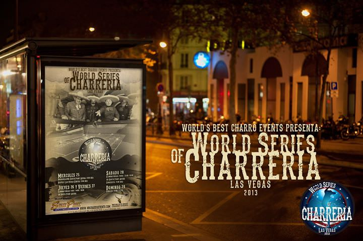 World Series of Charrería en las Vegas