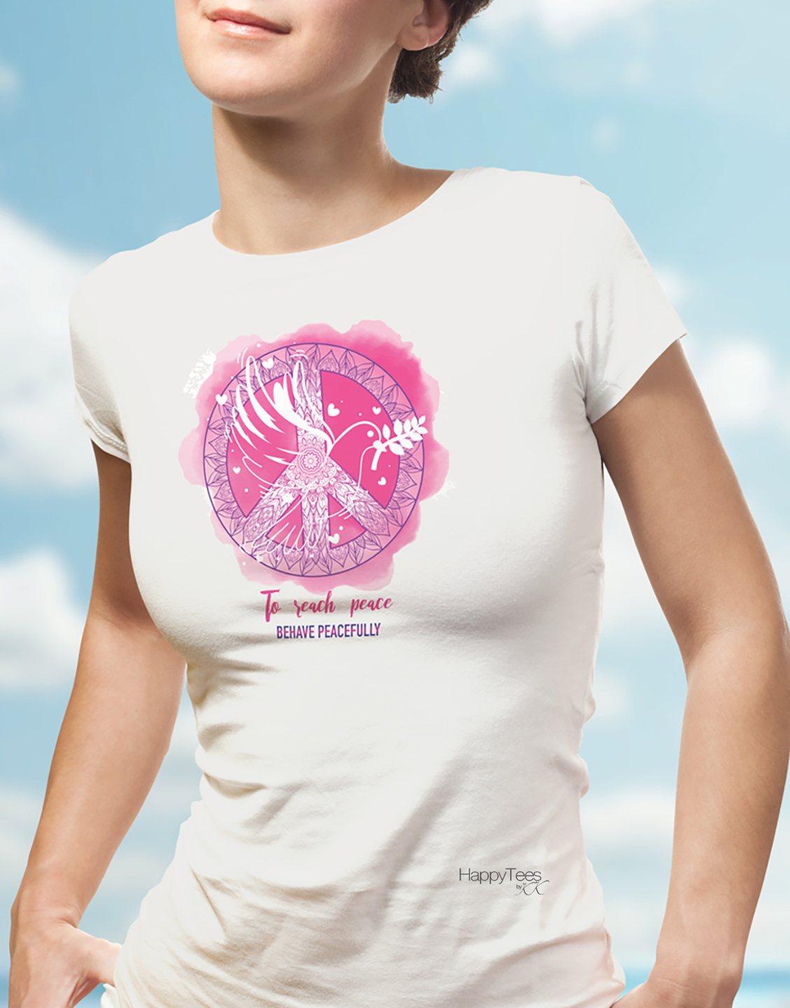 peace_pink_happy_tees